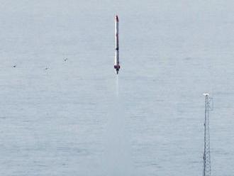 Japonskej súkromnej rakete sa podarilo vyletieť do vesmíru