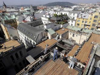 Střecha pražské Lucerny se nastálo otevře veřejnosti
