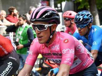 Giro d'Italia pokračuje po dnu volna rovinatou etapou