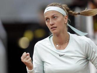 Kvitová se po potížích s lýtkem chystá na Roland Garros