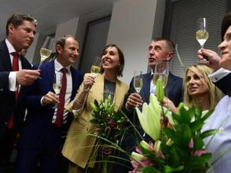 Eurovolby vyhrálo ANO před ODS, ČSSD europoslance mít nebude