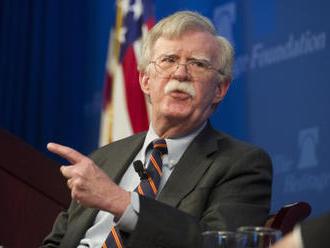 KLDR nazvala Trumpova bezpečnostního poradce válečným štváčem
