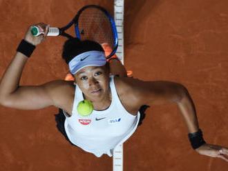 Tenistka Ósakaová vyhrála v Římě první z dnešních dvou zápasů