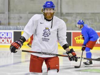 Kapitán hokejové reprezentace Voráček má druhého syna