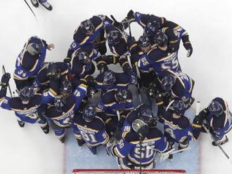 St. Louis vyřadilo San Jose a je po 49 letech ve finále NHL