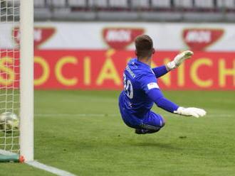 Budinský ve finále poháru Baník držel, ale porážce nezabránil