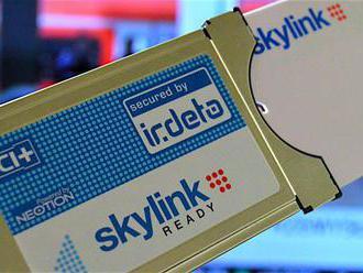 Skylink aktualizuje systém Irdeto