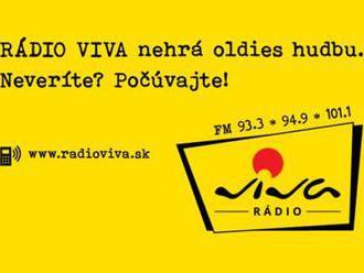 Rádio Viva počúva každý tretí poslucháč v Bratislave