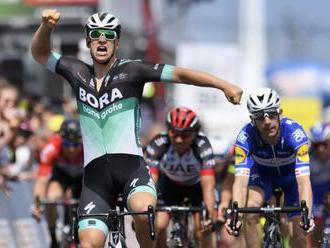 Ackermann víťazom 5. etapy Giro d'Italia