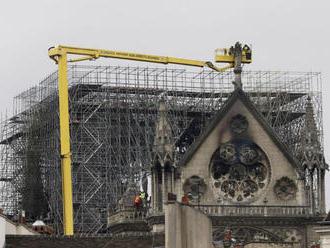 Väčšina sľúbených peňažných darov na obnovu Notre-Dame ešte neprišla