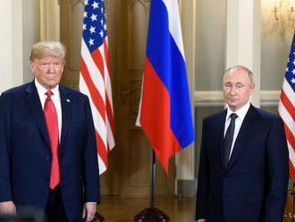 Putin: Viedeň je dobrým miestom na summit s Trumpom