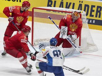 Rusi sa s Talianskom vyšantili, v Bratislave triumfoval aj Ovečkin