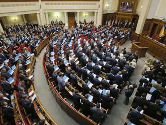 Na Ukrajine sa rozpadla vládna koalícia