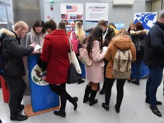 Vyše 2000 študentov pôjde v lete do USA v rámci Summer Work and Travel