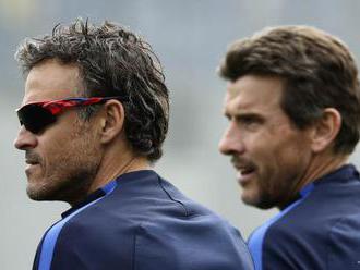 Španieli neuvažujú o odvolaní reprezentačného trénera Enriqueho