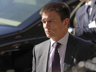 Minister Klimkin má v úmysle po inaugurácii Zelenského podať demisiu