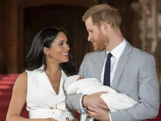 Rodný list dokazuje, že syn Harryho a Meghan sa nenarodil doma