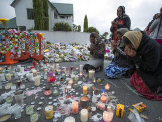 Obvinili prvého z Čechov, ktorí schvaľovali teror na Novom Zélande