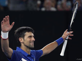 Djokovič je posledným semifinalistom turnaja ATP v Ríme