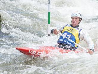 Dvojnásobný olympijský šampión Michal Martikán má 40 rokov