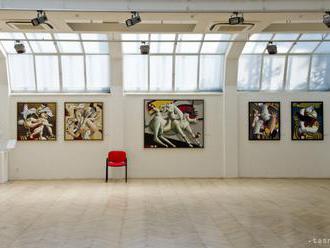 Výstava v bratislavskej Umelke je spomienkou na maliara Fera Kráľa