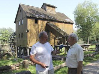 Kolový vodný mlyn v Jelke je po roku opäť otvorený