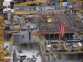 Práce na križovatke Prievoz a na Mlynských nivách idú podľa plánu
