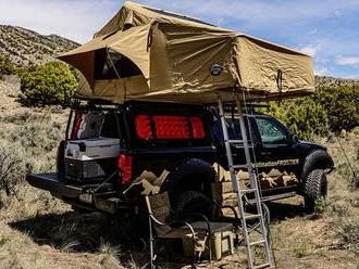 Nissan Destination Frontier one-off is an overlander on a budget     - Roadshow