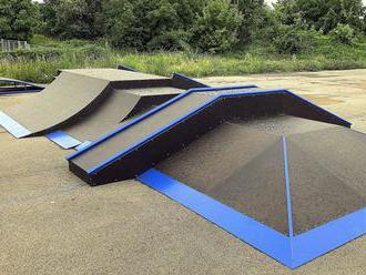 Skatepark pri Mestskej športovej hale je zrekonštruovaný