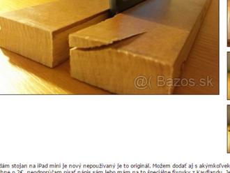 Originálny stojan na iPad