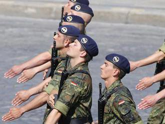 Nemecká armáda prerušila výcvikovú misiu v Iraku