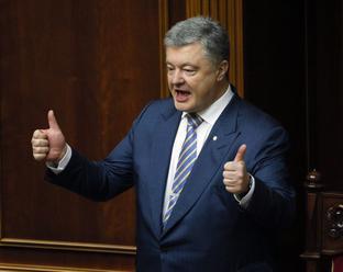 Porošenko podpísal jazykový zákon
