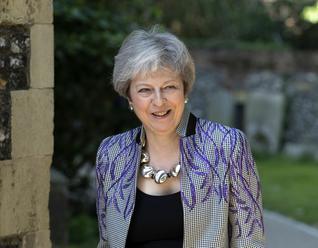 Mayová: Británia nebude platiť za prístup na trh Európskej únie