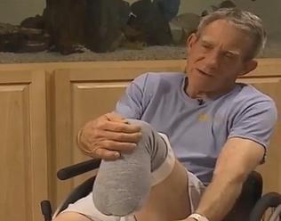 Neuveriteľné ako z filmu: Farmár z amerického štátu Nebraska si musel vreckovým nožíkom odrezať nohu