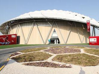 V Katare otvorili prvý novopostavený štadión pre MS 2022