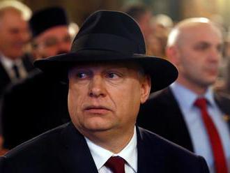 """""""Rastúce riziká"""". WSJ: USA sú pripravené uvaliť na ľudí blízkych Orbánovi sankcie"""