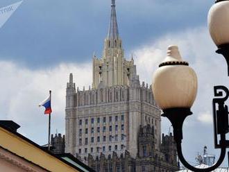 Ruské ministerstvo zahraničia: USA sa pripravujú použiť jadrové zbrane