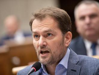 Matovičov návrh na zmeny v platoch poslancov ukončil rokovanie