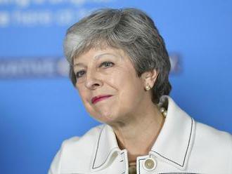 Mayová: Príčinou neúspechu rokovaní je nejednotné stanovisko labouristov