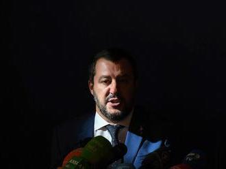 Salvini zvolal do Milána európsku krajnú pravicu, Orbán tam ale nepôjde