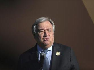 Šéf OSN žiada zbrojné embargo voči Líbyi