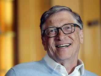"""Bill Gates v roku 1995: """"Internet je len módny výstrelok"""""""