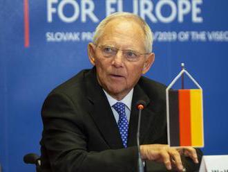 Schäuble vyzval na pochopenie postoja východoeurópskych krajín k migrácii