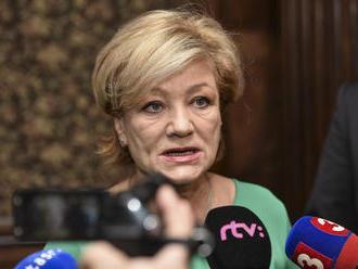 Zastavené projekty LGBTI organizácií Laššáková hodnotila podľa pravidiel inej výzvy