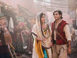 Recenze: Nový Aladin uvěznil slavného režiséra v okovech kresleného světa