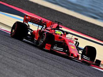 Proč Ferrari nebude testovat 18