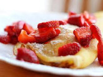 Recept na oběd pro mlsaly: lahodné a zdravé knedlíky s jahodami