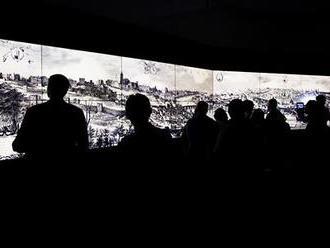 VIDEO: Praha Rudolfa II. ožila. Čtyři sta let staré panorama města rozpohybovaly moderní technologie