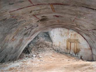 Mýtická krása. Palác císaře Nerona ukrýval stovky let tajemnou místnost