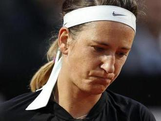 'I thought my career was over' - Azarenka on pregnancy, changing rules priorities